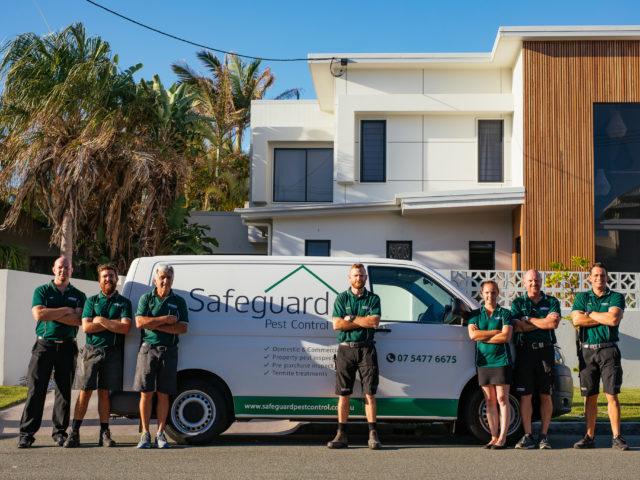 Safeguard Pest Control - Sunshine Coast
