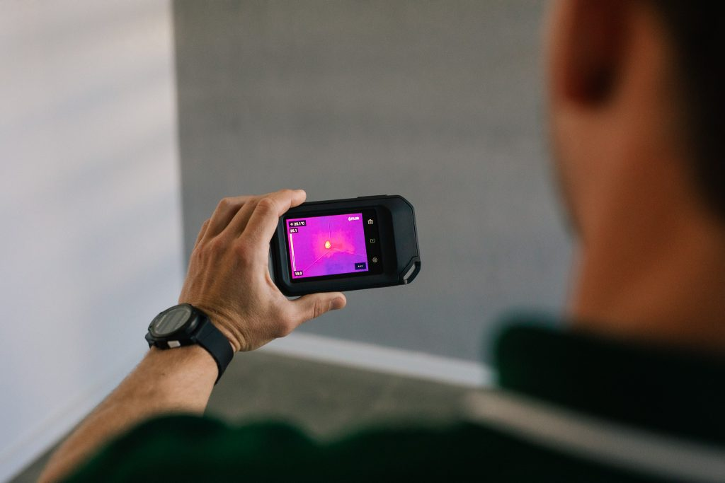Thermal Imaging for termite inspections